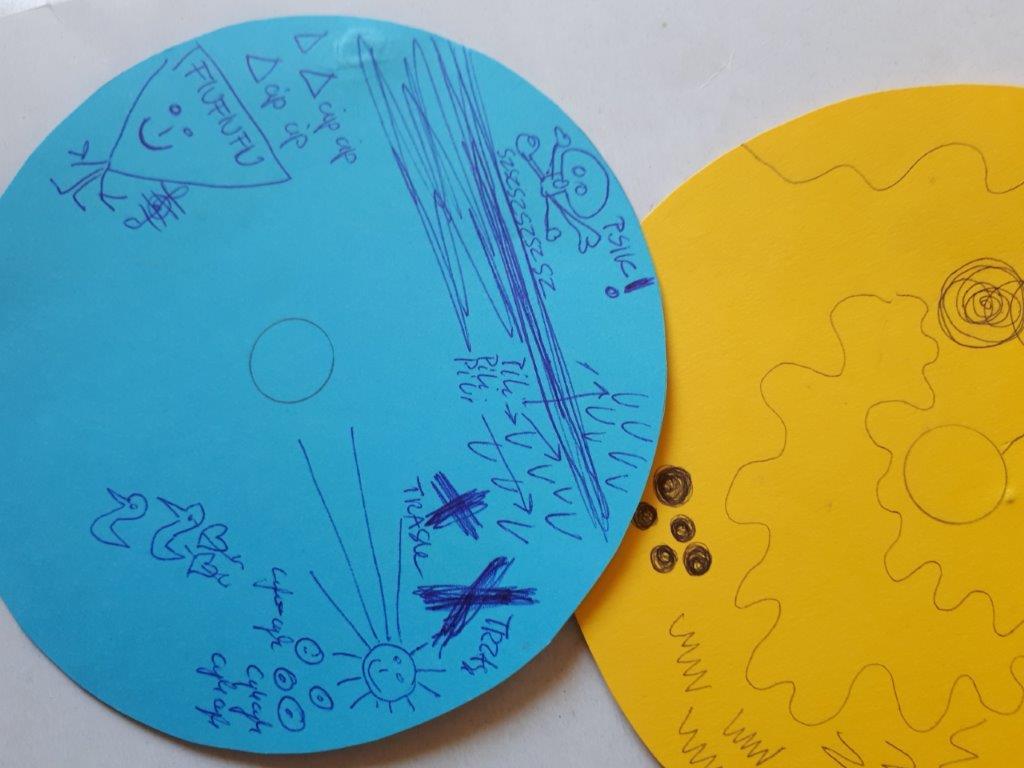 Scenariusze gier na warsztatach terenowych dla dzieci